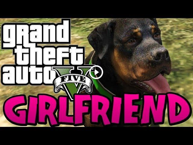 GTA 5 - How to get CHOP the DOG a GIRLFRIEND (Funny
