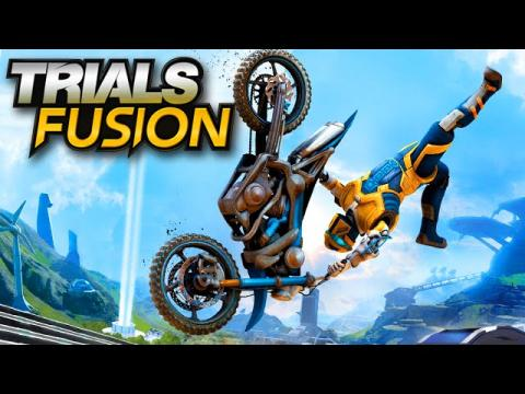 ON A ROLL - Trials Fusion w/ Nick
