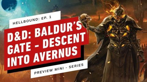 Hellbound Ep  2: This Is Gonna Sting - D&D - Baldur's Gate