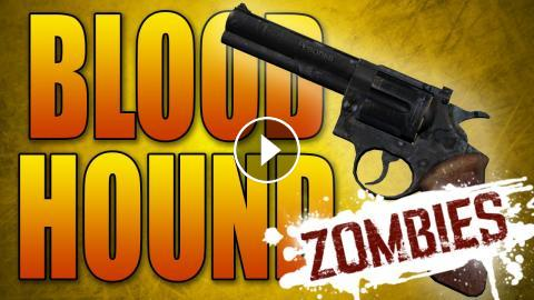 Black Ops 3 Zombies: BLOODHOUND = Starting Pistol! (Shadows