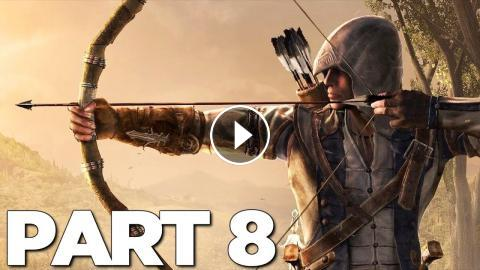 Assassin S Creed 3 Remastered Walkthrough Gameplay Part 8 Down