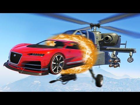 WORLD'S BEST RACES!! (GTA 5 Online)