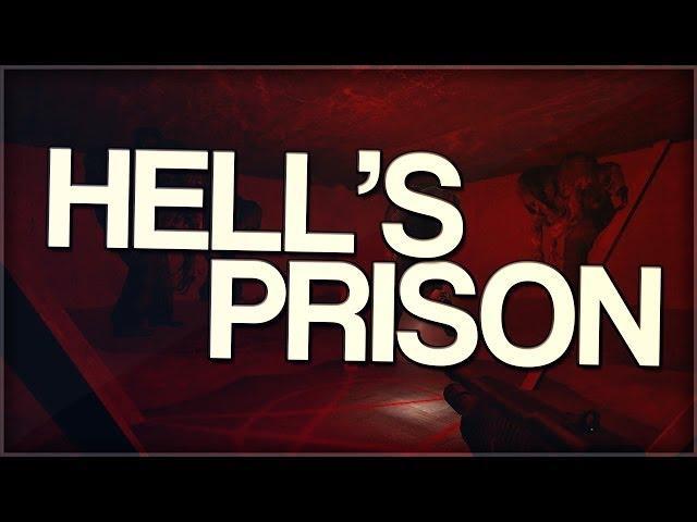 Gmod Horror Maps w/ YAMIMASH! | Hell's Island