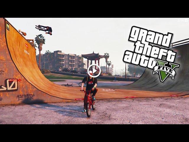 gta 5 tricks and stunts