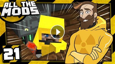 Minecraft All The Mods Nuclear #21 - Why Lewis Is Not A