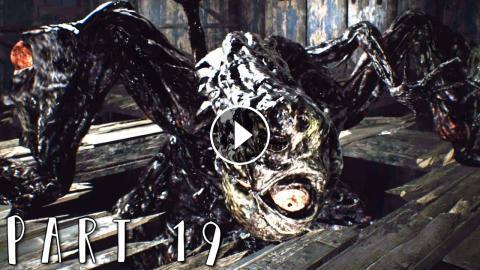 Resident Evil 7 Walkthrough Gameplay Part 19 Monstrous Jack Boss