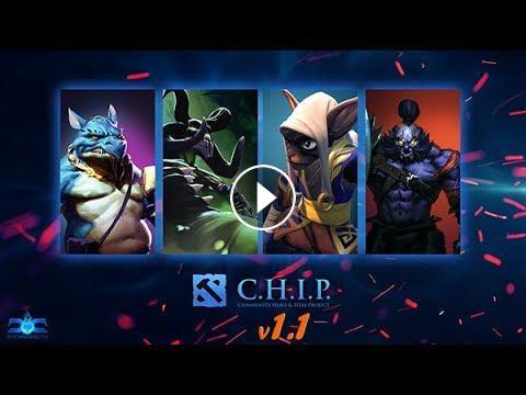Dota 2 CHIP v1 1 Released