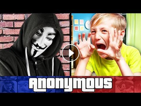 ANONYMOUS HACKER PRANK ON OMEGLE! #3