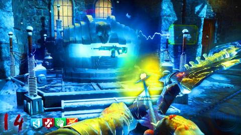 Black Ops 3 Zombies Der Eisendrache Gameplay Call Of Duty Dlc