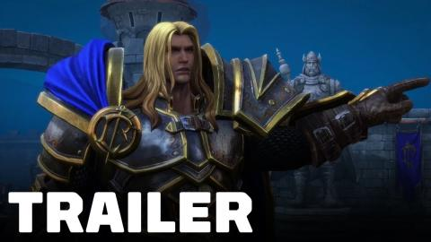 Warcraft 3 Reforged The Culling Campaign Trailer Blizzcon 2018