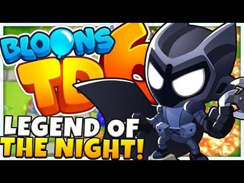 SPECIAL WIZARD LORD PHOENIX TIER 5 SUPER TOWER - Bloons TD 6
