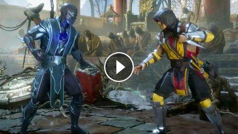 Mortal Kombat 11 - Noob Saibot Gameplay & Character Break Down (MK11)
