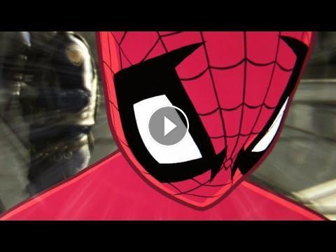 SPIDER-CLAN SUIT in SPIDER-MAN PS4 Walkthrough Gameplay