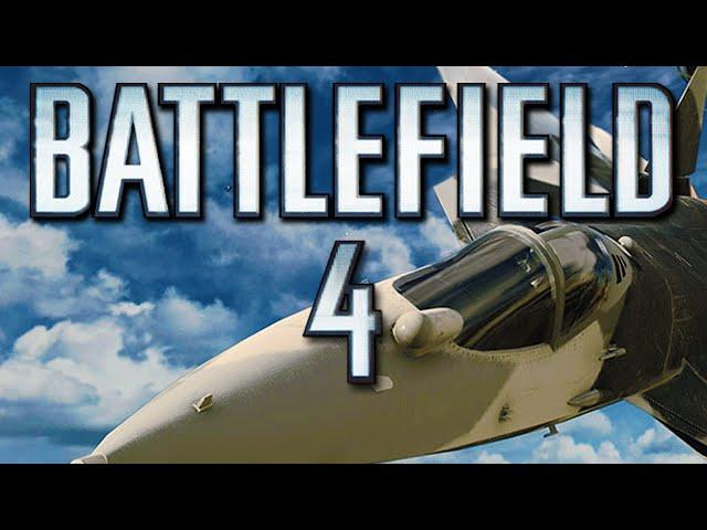 Battlefield 4 Funny Moments - Fighter Jet Fails, Medic Bag Kill, Teabag Attack! (BF4 Funny Moments)
