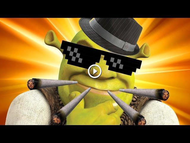 get shrekt dubstep remix game of the year 420blazeit