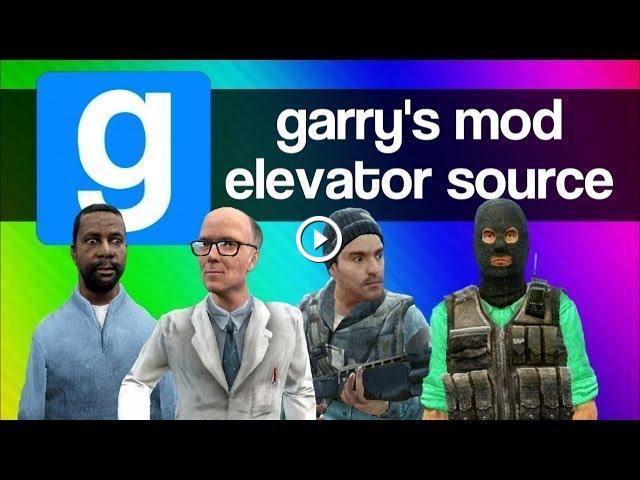 gmod elevator map
