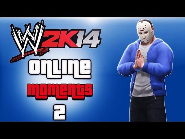 WWE 2K14 Handicap match (H2O Delirious Vs Lui Calibre & CaRtOoNz)