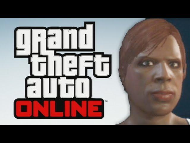 Gta 5 online meet shaniqua character creation and intro online gta 5 online meet shaniqua character creation and intro online mulitplayer walkthrough gameplay voltagebd