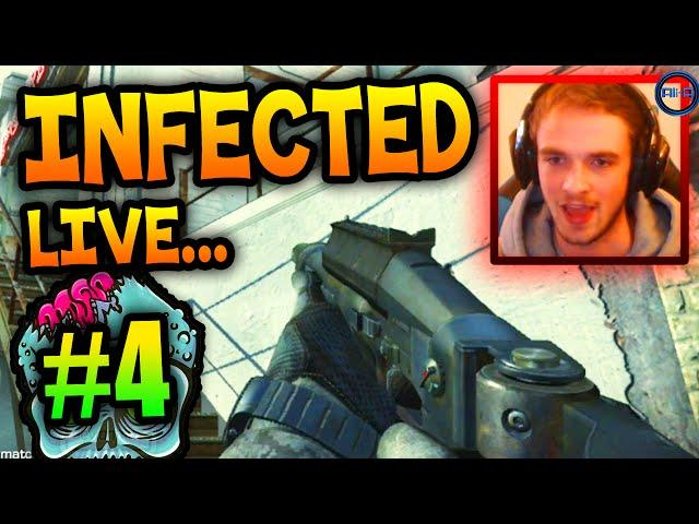 """BACK IN ACTION!"" - Infected LIVE w/ Ali-A #4! - (Call of Duty: Ghost Gameplay)"