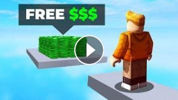 Roblox Free Robux Thai This Game Gives You Free Robux Seriously