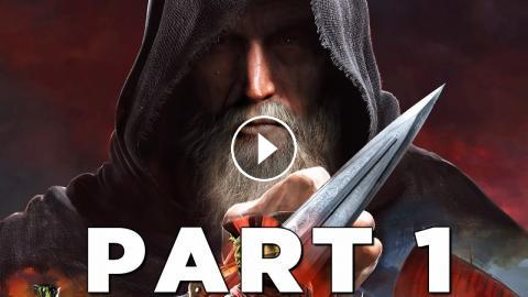 ASSASSINS CREED ODYSSEY LEGACY OF THE FIRST BLADE Walkthrough