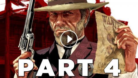Red Dead Redemption 2 Online Walkthrough Gameplay Part 4