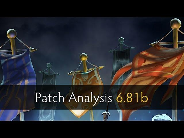 Dota 2 7 22 Patch Analysis with Brax & SUNSfan