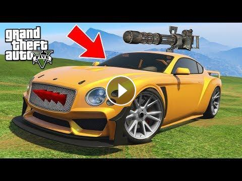 GTA 5 Casino DLC! Unlocking SECRET ARMORED WEAPON CAR! (GTA 5 Casino