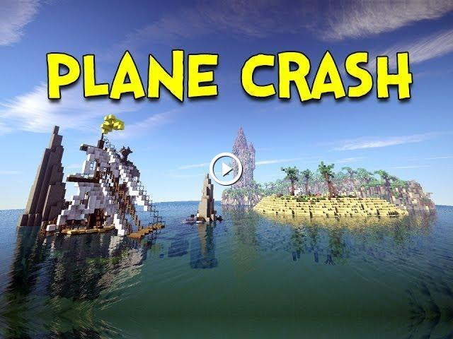 plane crash deserted island movies After their plane crashes off the coast of a deserted island, the remaining  members of an american soccer team attempt to survive the harsh conditions of  the.