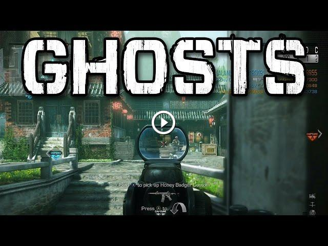 Ghosts Dynasty Gameplay Secret Mw2 Killstreak Call Of Duty