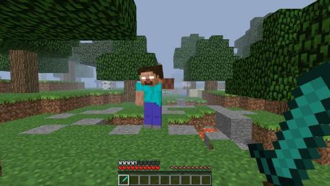 Minecraft: HEROBRINE A VERDADEIRA HISTÓRIA!!
