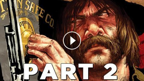 RED DEAD REDEMPTION 2 ONLINE Walkthrough Gameplay Part 2