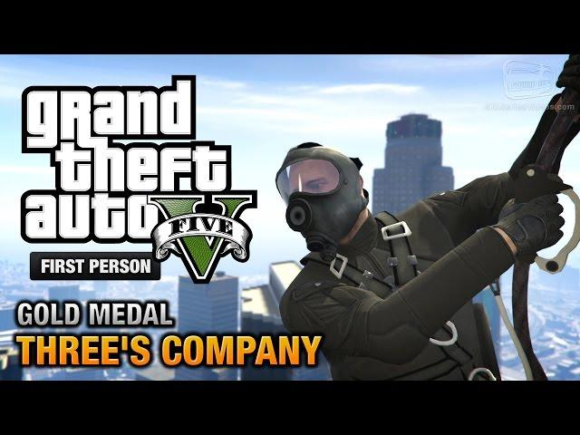 Gta 5 mission 67 the bureau raid fire crew first for Bureau raid crew