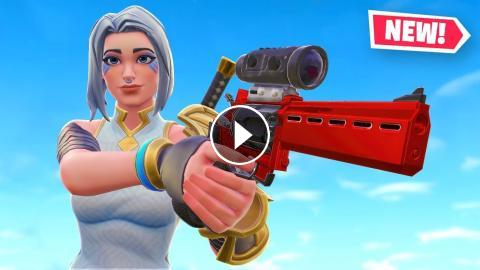 Is The Scoped Pistol Good In Fortnite