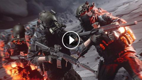 WORLD WAR 3 - Early Access Launch Trailer (New Realistic FPS