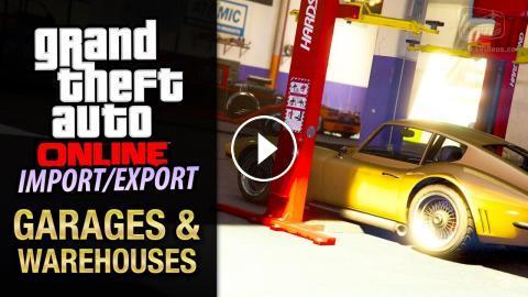 Gta Online Importexport Dlc All Office Garages Vehicle
