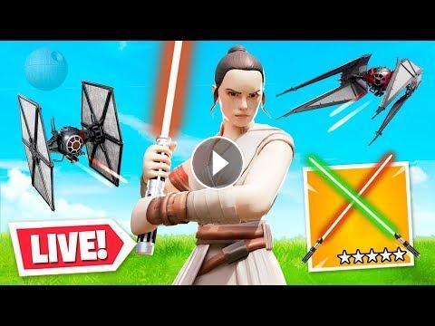 star wars live event fortnite