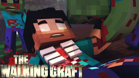 Minecraft: #08 FUI MORTO! (THE WALKING CRAFT 3ª TEMP)