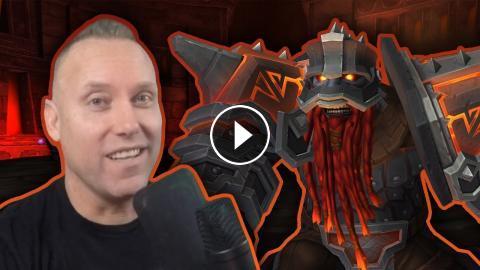 BRINGS BACK MEMORIES - Swifty Unlocking Dark Iron Dwarf